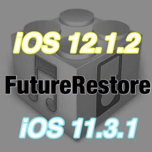 FutureRestore GUI版 for Windows「iRestore」 簡単にSHSHを使って復元